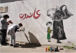 """""""Nous reviendrons"""" – Homs"""