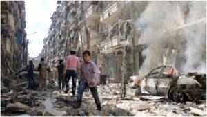 Alep-Décembre 2016